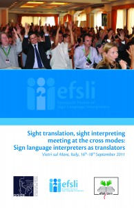 efsli 2011 proceedings