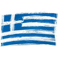 Image of Greece flag.