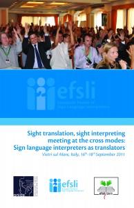 efsli 2011 proceedings